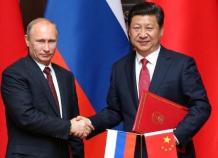 китай и россия 1