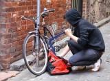Велосипедный побег