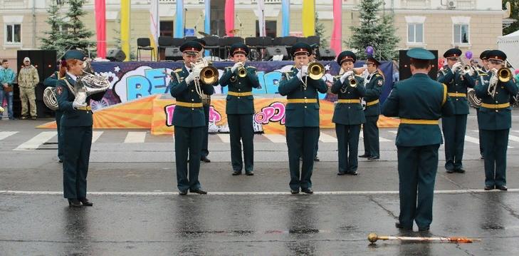 В Сарове прошли торжества, посвященные Дню России