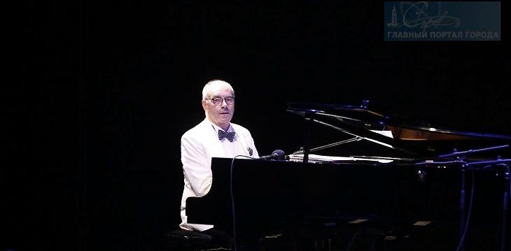 Легенда мирового джаза - в Сарове! (видео)