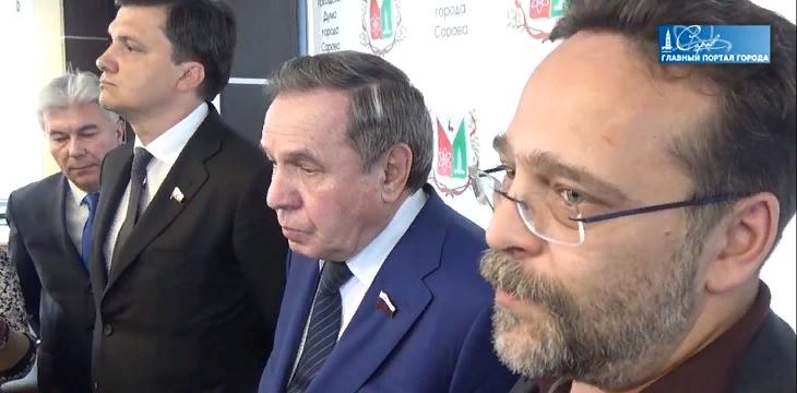 Андрей Полосин: «Мы намерены повысить эффективность лечебных учреждений» (видео)