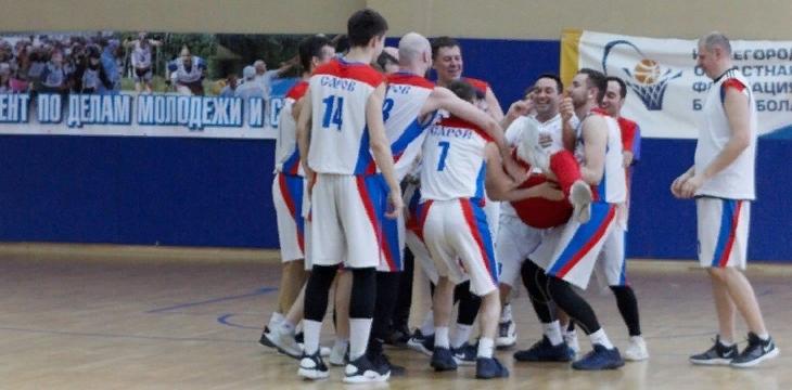 БК «Атом» – чемпион нижегородской области по баскетболу сезона 2018-2019