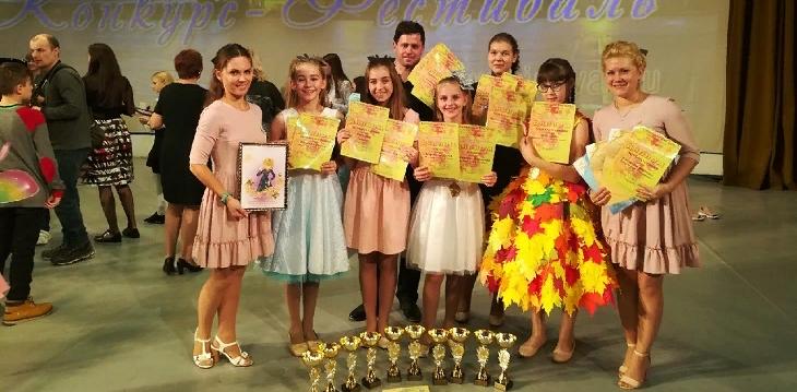 Юные таланты из Сарова поучаствовали в международном фестивале искусства и творчества