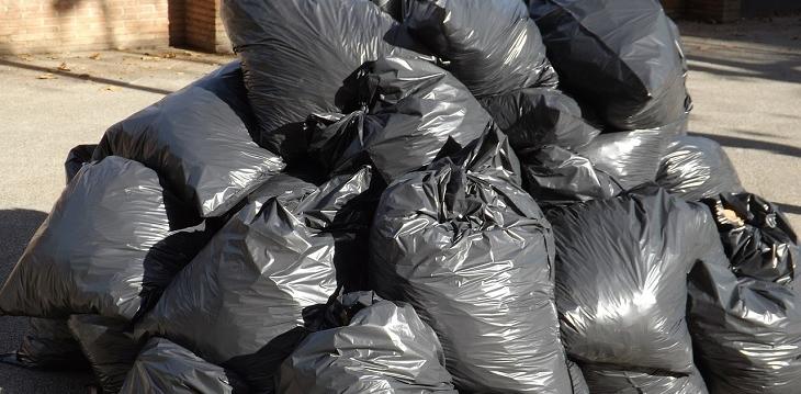 Возобновится пакетированный сбор мусора в частном секторе
