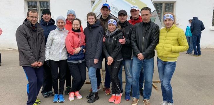 Легкоатлетический пробег «Золотые купола» успешно прошел для спортсменов из Сарова