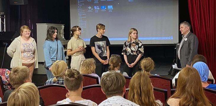Саровчане стали призерами международного кинофестиваля