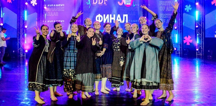 Абсолютным победителем и обладателем гран-при III танцевального проекта «Dream Dance Fest» в рамках фестиваля искусств «Славянский базар в Витебске-2021» стали саровчане