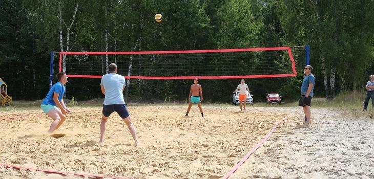 Турнир по пляжному волейболу на призы РФЯЦ-ВНИИЭФ